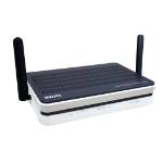 Billion 7800DXL Dual-band (2.4 GHz / 5 GHz) Gigabit Ethernet Black,Silver wireless router