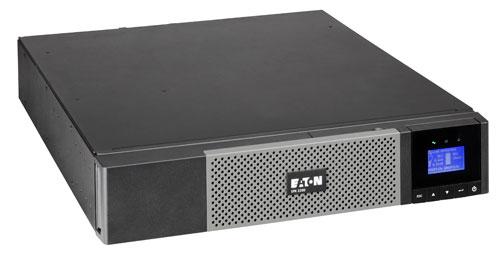 Eaton 5PX2200IRT + 5Y Warranty 2200VA 9AC outlet(s) Rackmount Black uninterruptible power supply (UPS)