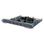 Hewlett Packard Enterprise 7500 4-port 10GbE XFP Extended Module 10 Gigabit network switch module