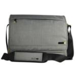 """Tech air TAEVMM008 notebook case 39.6 cm (15.6"""") Messenger case Grey"""
