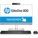 "HP EliteOne 800 G4 60.5 cm (23.8"") 1920 x 1080 pixels Touchscreen 8th gen Intel® Core™ i5 8 GB DDR4-SDRAM 256 GB SSD Windows 10 Pro All-in-One PC Silver"