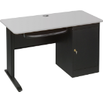 MooreCo 90106 computer desk Black,Grey