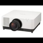 Sony VPL-FHZ101L videoproyector 10000 lúmenes ANSI 3LCD WUXGA (1920x1200) Proyector para escritorio Blanco
