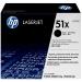 HP Q7551X (51X) Toner black, 13K pages