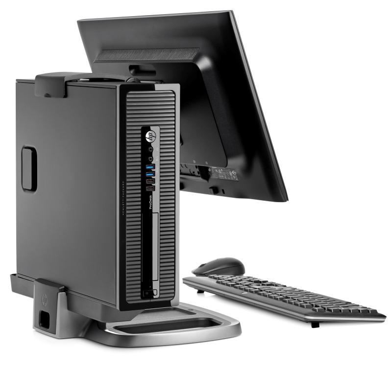 Wonderbaar HP ProDesk 400 G1 SFF D5S21EA-ABB Core i3-4130 4GB 500GB DVDRW Win CL-92