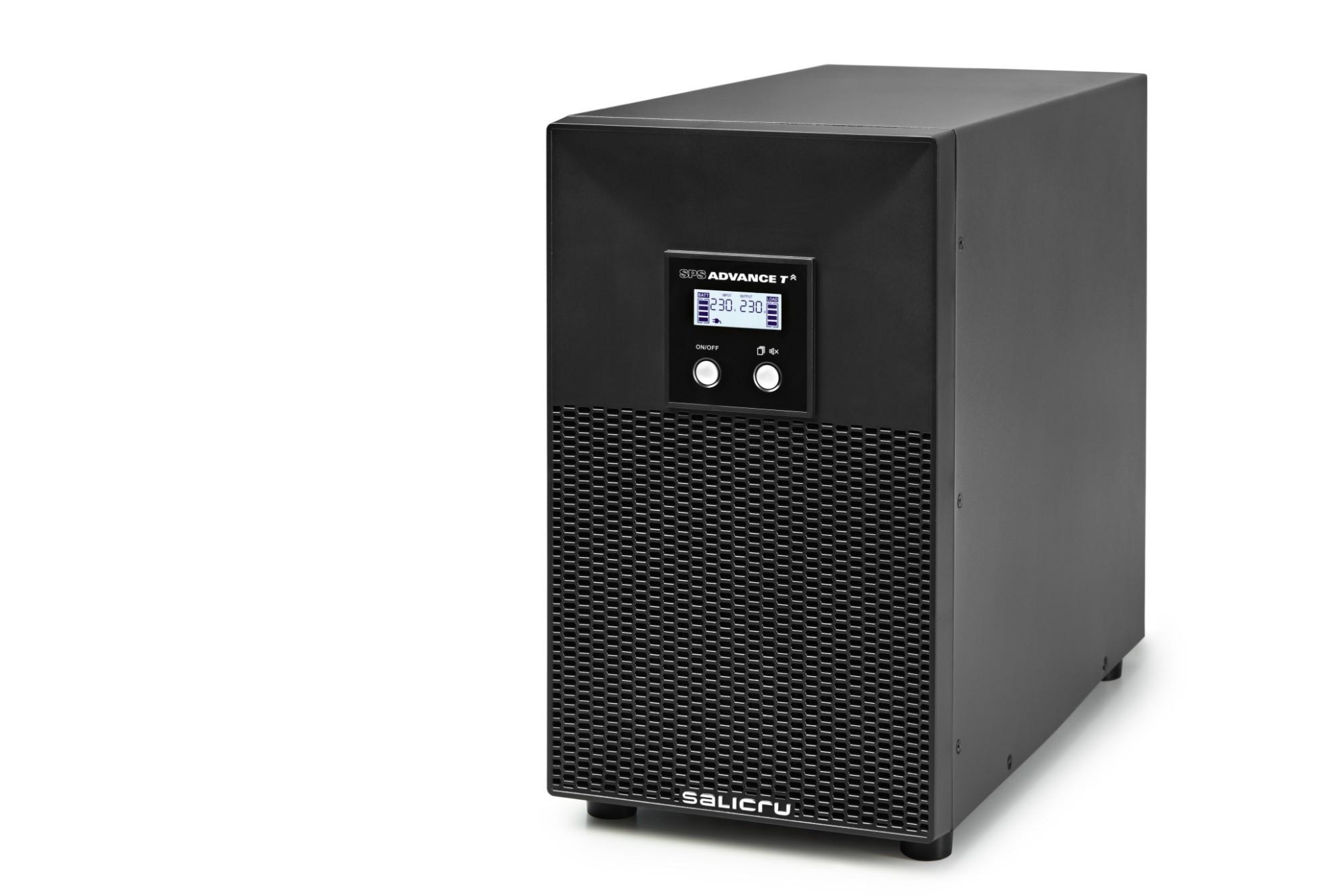 UPS Sps 3000 Adv T 3000va/2100w 4 X Iec C13 + Terminals Line Interactive Senoidal