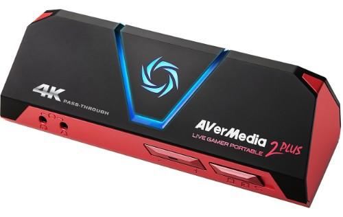 AVerMedia Live Gamer Portable 2 Plus video capturing device USB 2.0