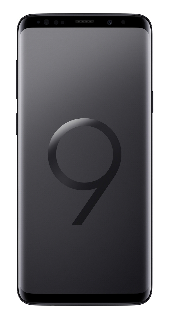 Samsung Galaxy S9+ SM-G965F Single SIM 4G 128GB Black