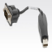 Zebra Serial-to-USB Adapter Cable