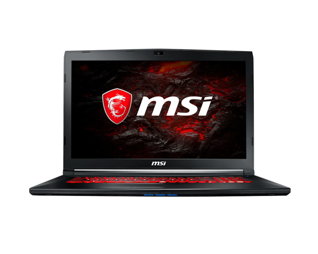 "MSI Gaming GL72M 7REX 2.8GHz i7-7700HQ 17.3"" 1920 x 1080pixels Black Notebook"