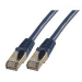 MCL FCC6ABM-10M/B cable de red Azul
