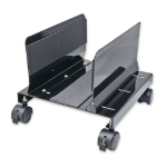 SYBA SY-ACC65063 multimedia cart/stand Black PC