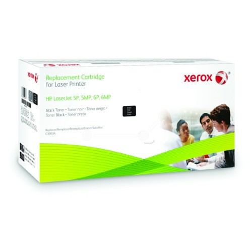 Xerox 003R94398 compatible Toner black, 4K pages @ 5% coverage (replaces HP 03A)