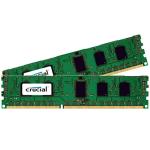 Crucial CT2K51264BD160B memory module 8 GB DDR3 1600 MHz