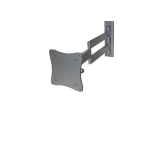 "Newstar FPMA-W830 27"" Silver flat panel wall mount"