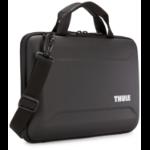 "Thule Gauntlet 4.0 TGAE-2355 Black notebook case 33 cm (13"") Messenger case"