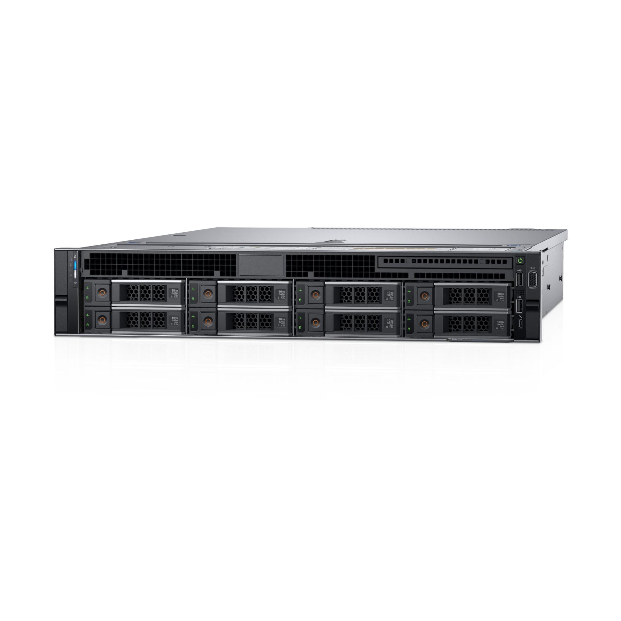 DELL PowerEdge R540 servidor Intel® Xeon® Silver 2,2 GHz 16 GB DDR4-SDRAM Bastidor (2U) 750 W