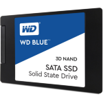 "Western Digital WDS250G2B0A 250GB 2.5"" Serial ATA III internal solid state drive"
