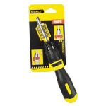 Stanley 0-68-010 Multi-bit screwdriver manual screwdriver/set