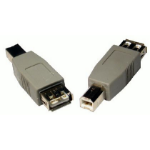 CABLES DIRECT USB2 TYPE A F-TYPE B M