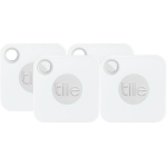 Tile Mate 4-Pack Bluetooth White