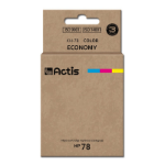 Actis color ink cartridge for HP (HP 78 C6578D replacement)