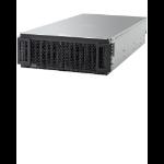 HGST Ultrastar Data102 disk array 816 TB Rack (4U) Black, Grey