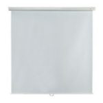 Metroplan - 150cm x 150cm - 1:1 - Manual Projector Screen