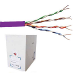FDL CAT.5e UTP SOLID INSTALLATION CABLE (305M BOX) - LSZH