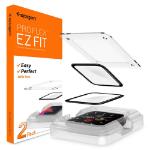 Spigen AFL01219 smartwatch-accessoire Schermbeschermer Transparant Gehard glas