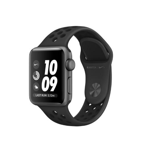 Apple Watch Nike+ smartwatch OLED Gray GPS (satellite)