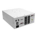 Tripp Lite Isolator Series Dual-Voltage 115/230V 1800W 60601-1 Medical-Grade Isolation Transformer, C20 Inlet, 8 C13 Outlets