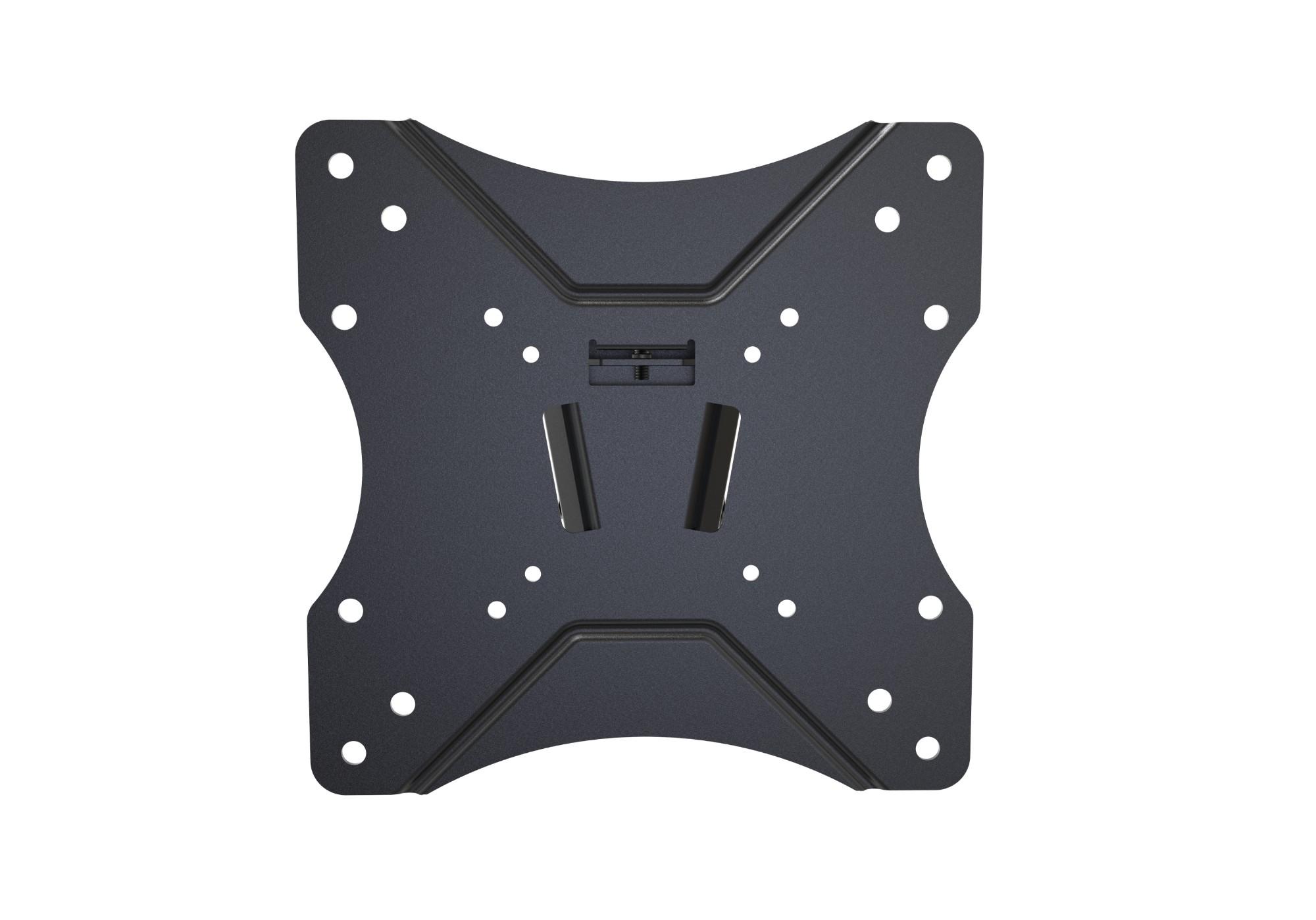 "Vision VFM-W2X2TV2 TV mount 106.7 cm (42"") Black"