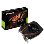 Gigabyte GeForce GTX 1060 Mini ITX OC 6G GeForce GTX 1060 6GB GDDR5