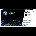 HP CF460X (656X) Toner black, 27K pages