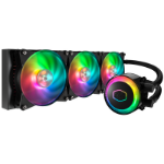 Cooler Master MasterLiquid ML360R RGB computer liquid cooling Processor