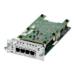 Cisco NIM-4BRI-NT/TE= BRI voice network module