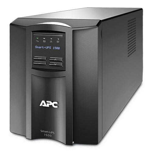 APC SMT1500X413 sistema de alimentación ininterrumpida (UPS) Línea interactiva 1500 VA 980 W 9 salidas AC