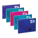Snopake DocBox - Electra Assorted, 25mm capacity folder