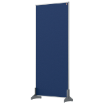 Nobo 1915509 magnetic board Blue