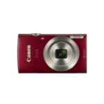 "Canon Digital IXUS 185 Compact camera 20 MP CCD 5152 x 3864 pixels 1/2.3"" Red"
