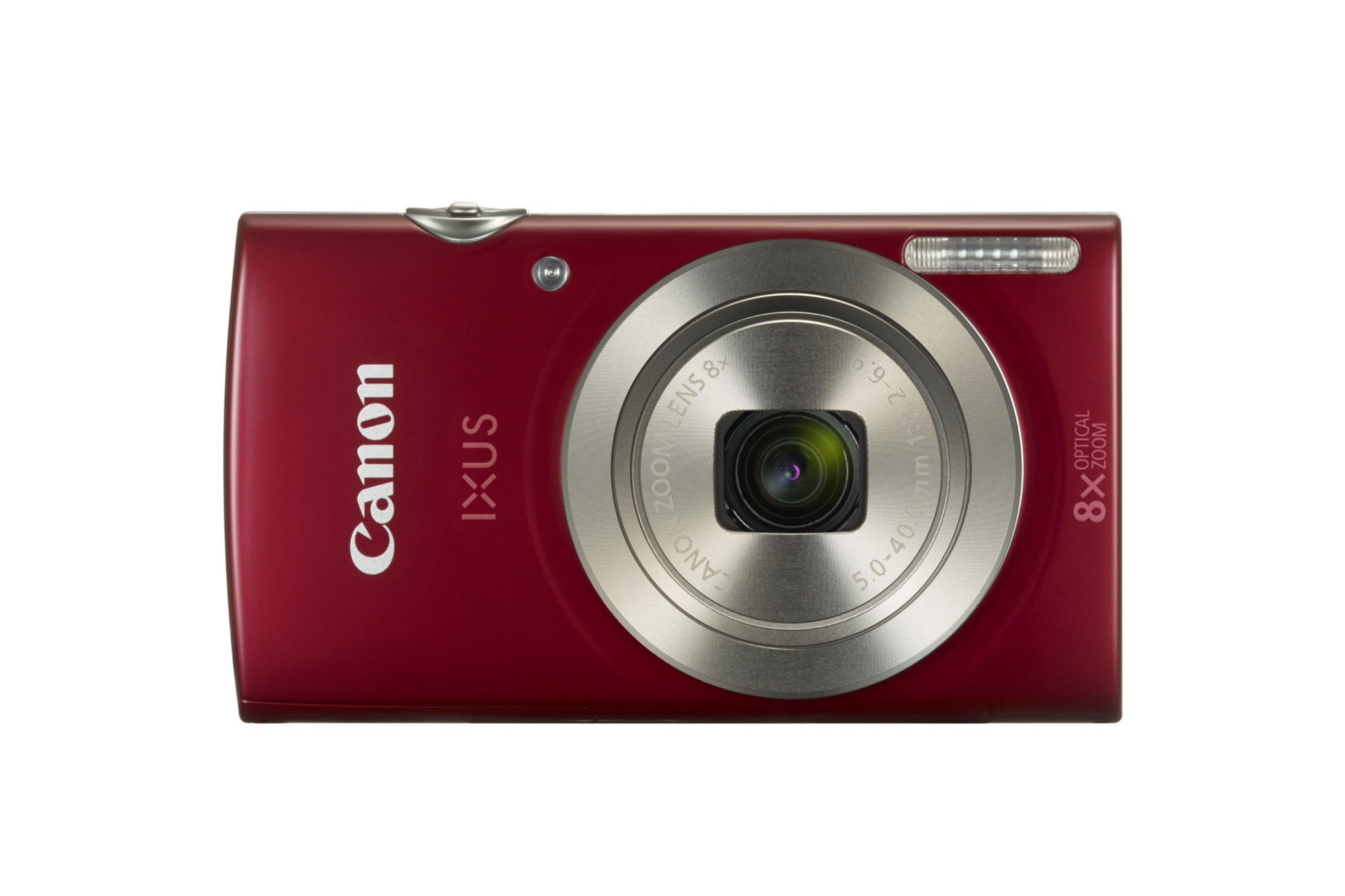 Canon Digital IXUS 185 Compact camera 20 MP CCD 5152 x 3864 pixels 1/2.3
