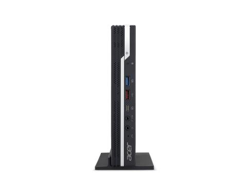 Acer Veriton N VN4660G 8th gen Intel® Core™ i3 i3-8100T 4 GB DDR4-SDRAM 128 GB SSD Black Nettop Mini PC