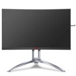 "AOC AGON AG273QCX computer monitor 68.6 cm (27"") Quad HD LED Curved Black,Red,Silver"