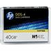 HP C5718A blank data tape