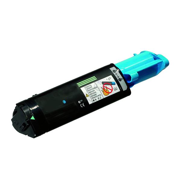 Remanufactured Epson S050556 Cyan Toner Cartridge