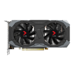 PNY VCG16606SDFMPB-O graphics card NVIDIA GeForce GTX 1660 SUPER 6 GB GDDR6