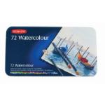 DERWENT PENCILS WATERCOLOUR TIN 72