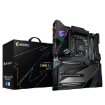 Gigabyte Z490 AORUS XTREME motherboard LGA 1200 Extended ATX Intel Z490 Express
