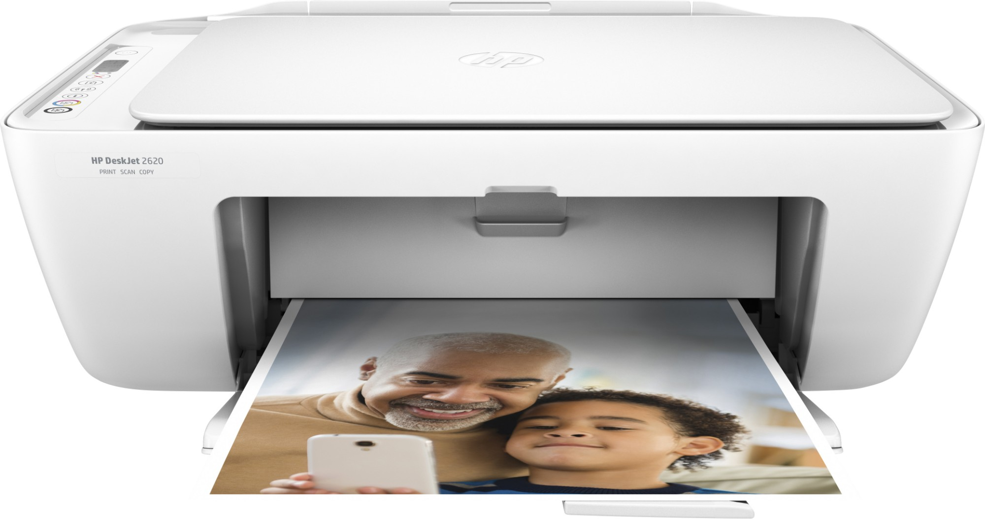 HP DeskJet 2620 AiO 4800 x 1200DPI Thermal Inkjet A4 7.5ppm Wi-Fi